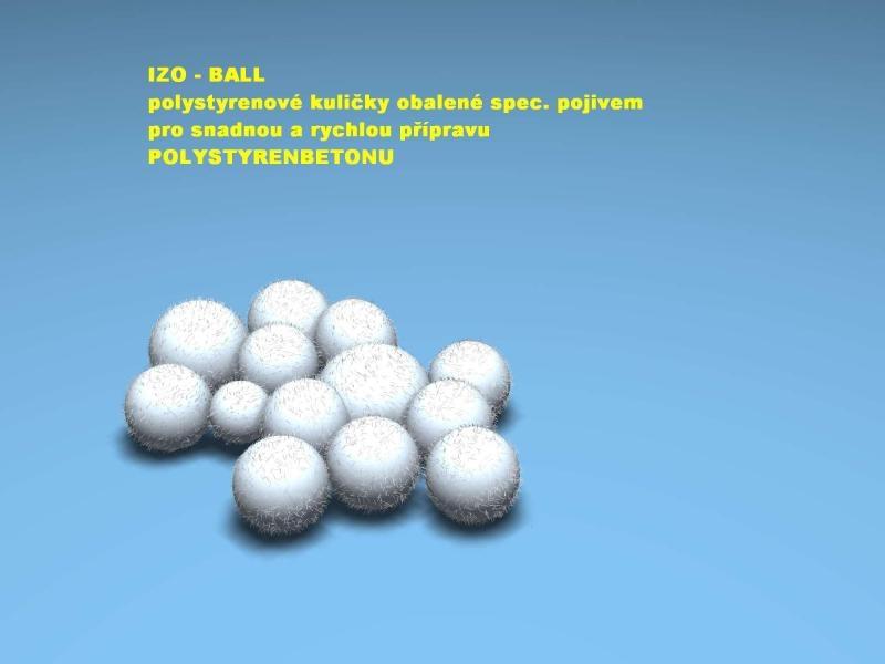 Hlavní příměs do polystyrenbetonu