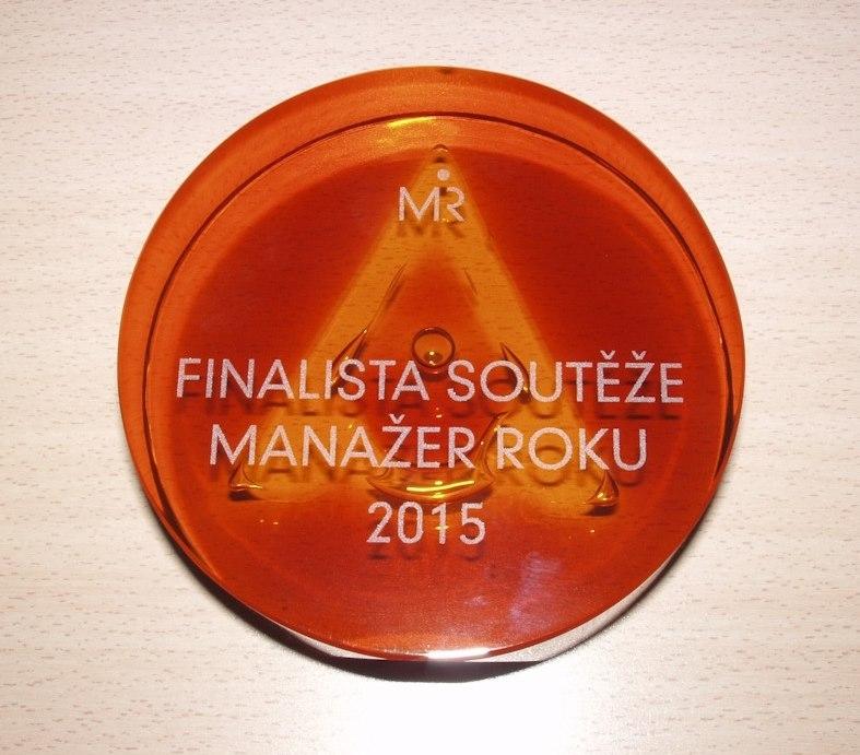Manažer roku 2015
