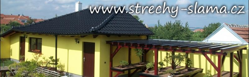 Střechy - Sláma