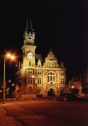 Frýdlantská neorenesanční radnice